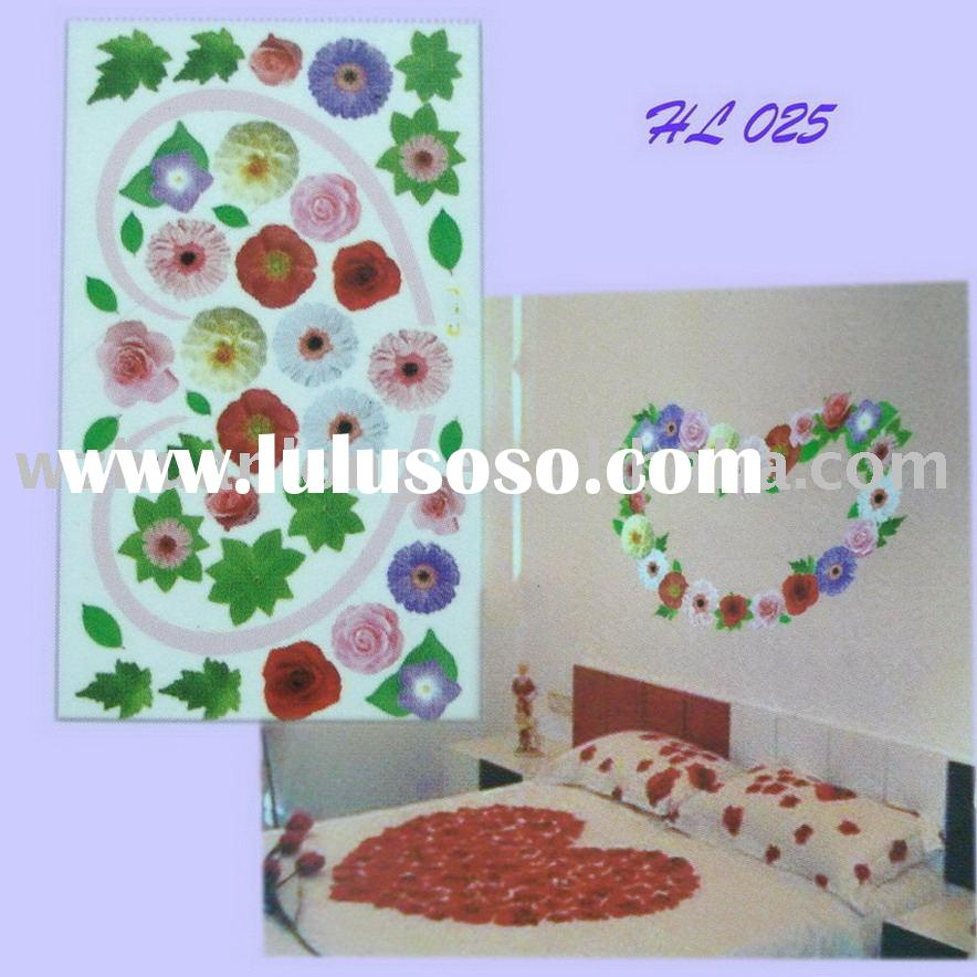 wall decal (removable)