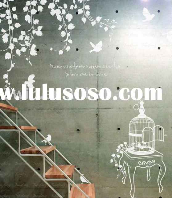 wall sticker of wall decoration for home decor sticker