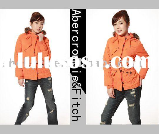 2010 Abercrombie latest apparels fashion outdoor wear