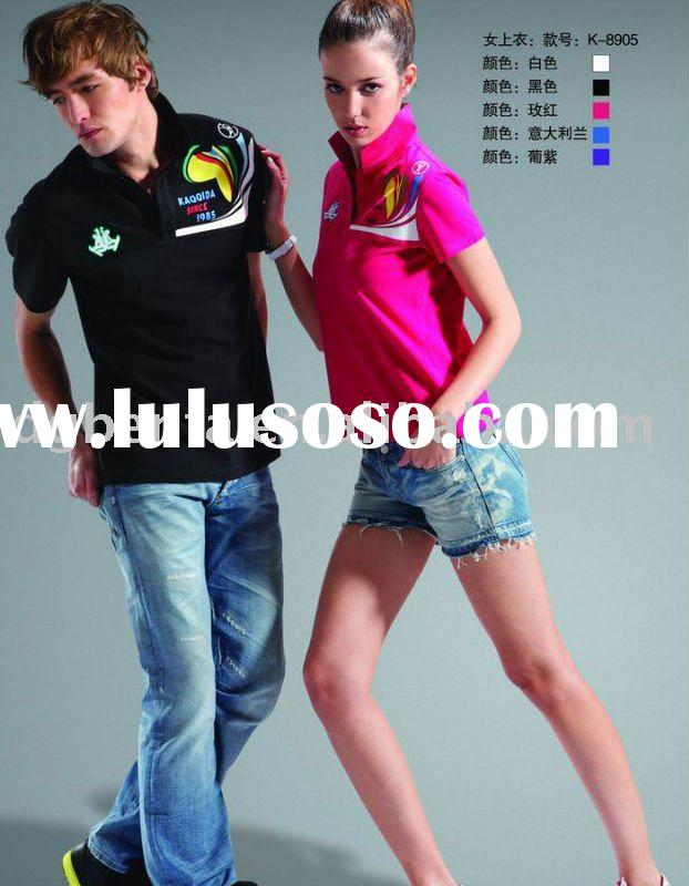2011 Fashion Styles Printer Cotton T-shirt Summer Sportswear