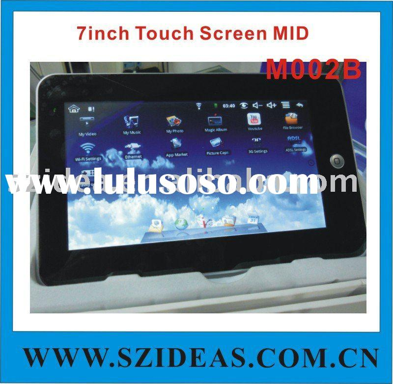 """7"""" Google Android Touch Tablet Pads M002B"""