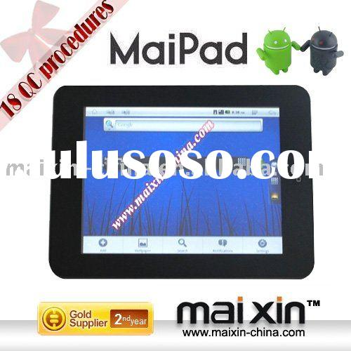 """8""""Freescale Android MID Pad Flat Tablet PC"""