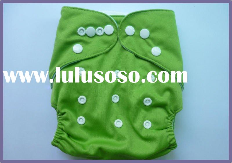 ALVA reusable and washable cloth diapers baby