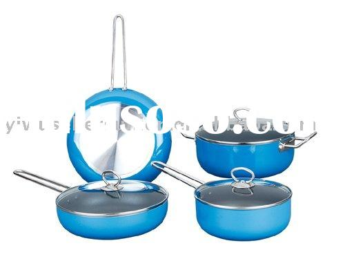 Aluminum Non-stick soup pot
