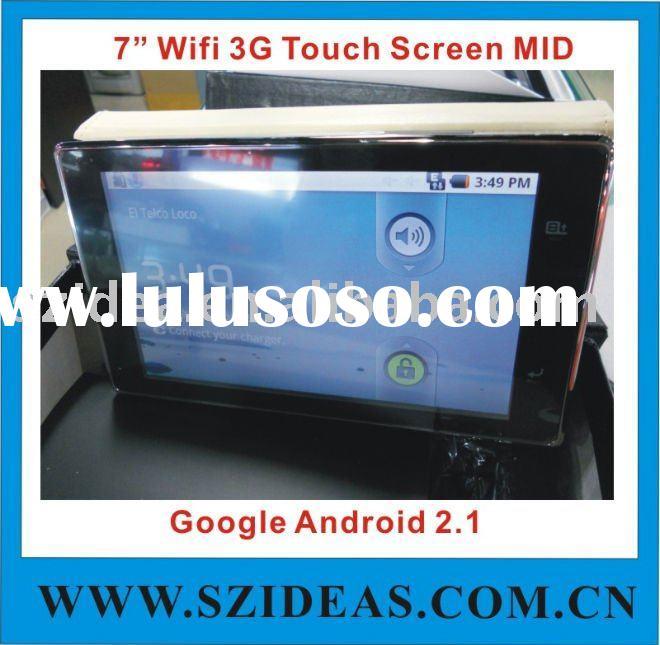 Android Touch Pad With 3G Wifi Touch Screen X5A