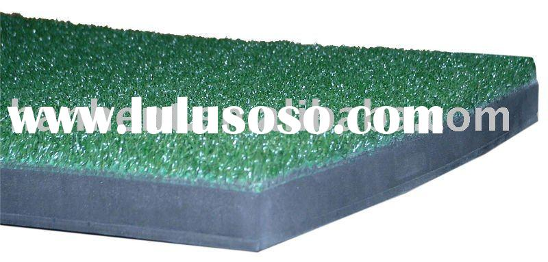 Artificial grass for Golf Pad