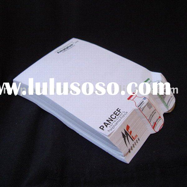 Colour-printing office supplies Memo pad,message paper,notepad