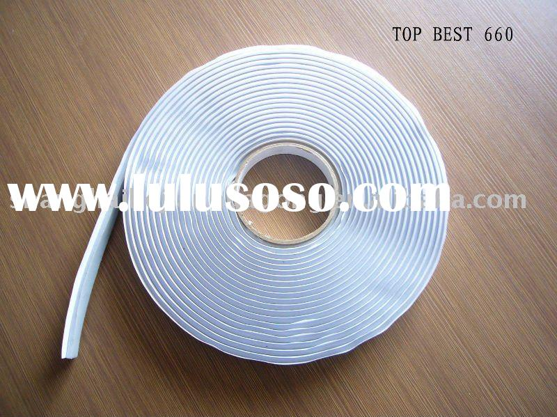 Double sided butyl tape