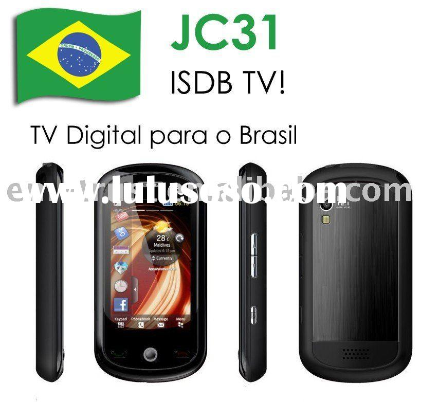 GSM Dual SIM Digital TV Mobile Phone JC31