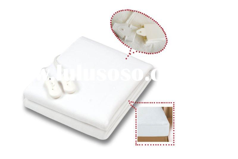 HEATED FITTED MATTRESS COVER