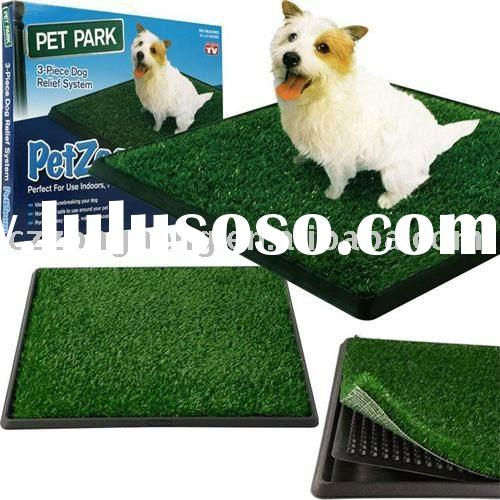 High-class artificial/synthetic pet pad with SGS report(FREE SAMPLES)
