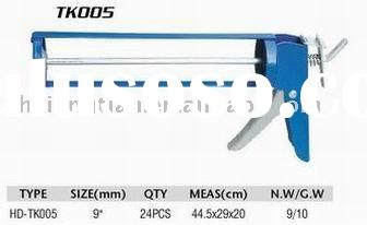 High quality adhesive sealant caulking gun with CE certificate approval