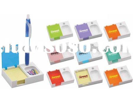 MEMO PAD HOLDER WITH 50 PIECES PAPER YC302