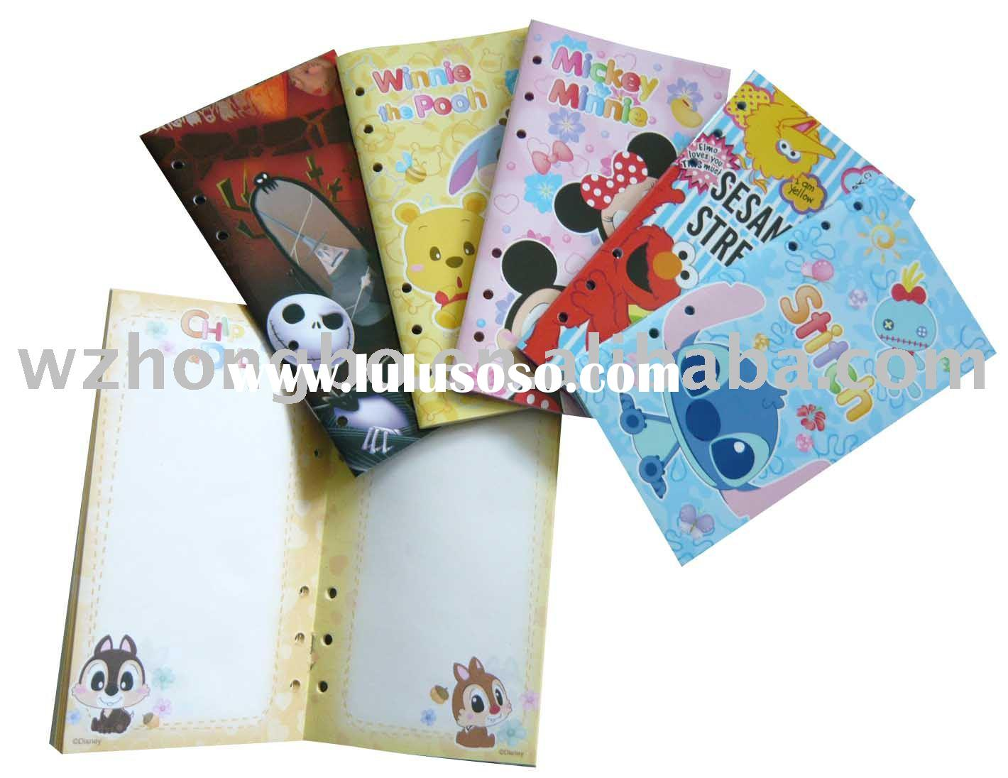 MINI memo pad/mini notepad/mini writing pad