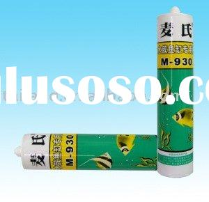 M-930 Acetoxy aquarium bonding silicone sealant