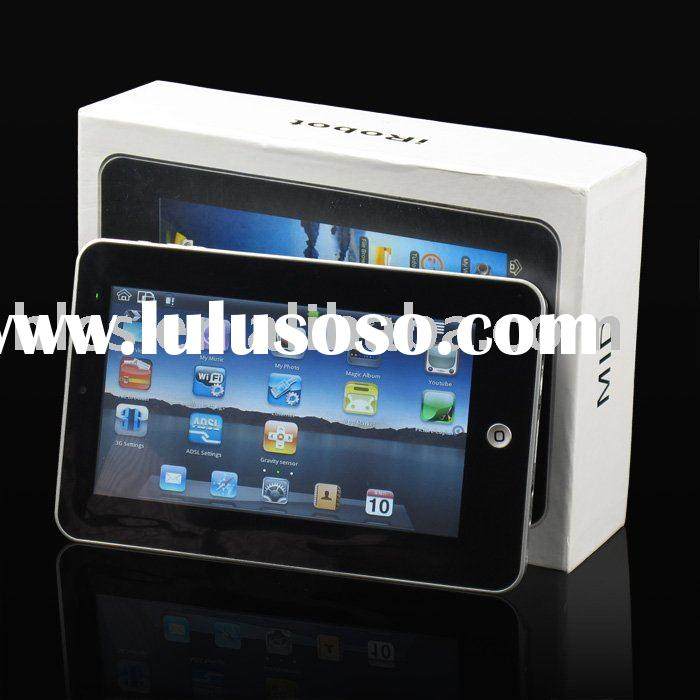 Mini 7 inch Android 2.2 E pad Tablet Computer 256MB RJ45 mid