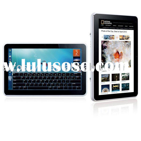 Newest Google Android 10.1 inch  Multi Tablet 3G PC Intel CPU N450 Touch Pad WIFI
