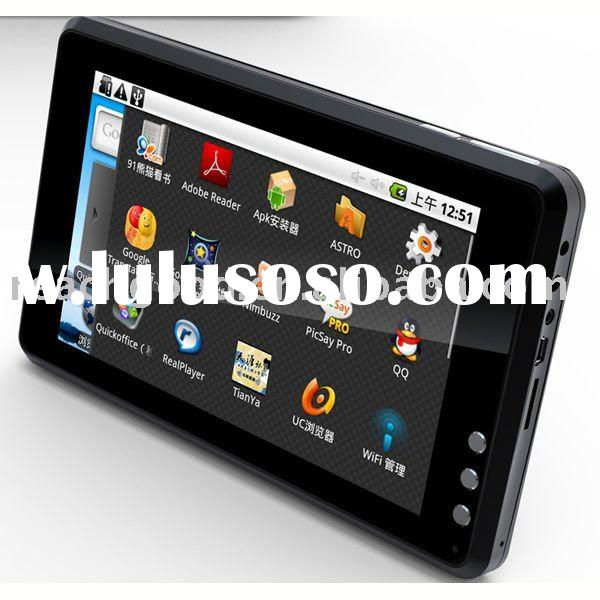 Q709A MID android pad with 3G,GPS,camera