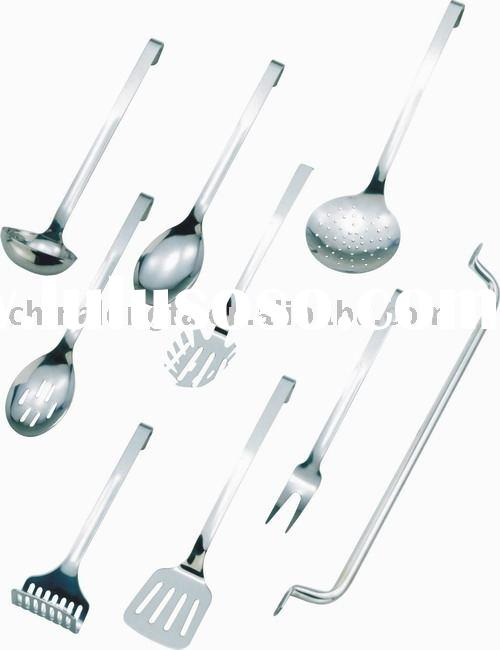 Stainless Steel 411 Series cooking utensil