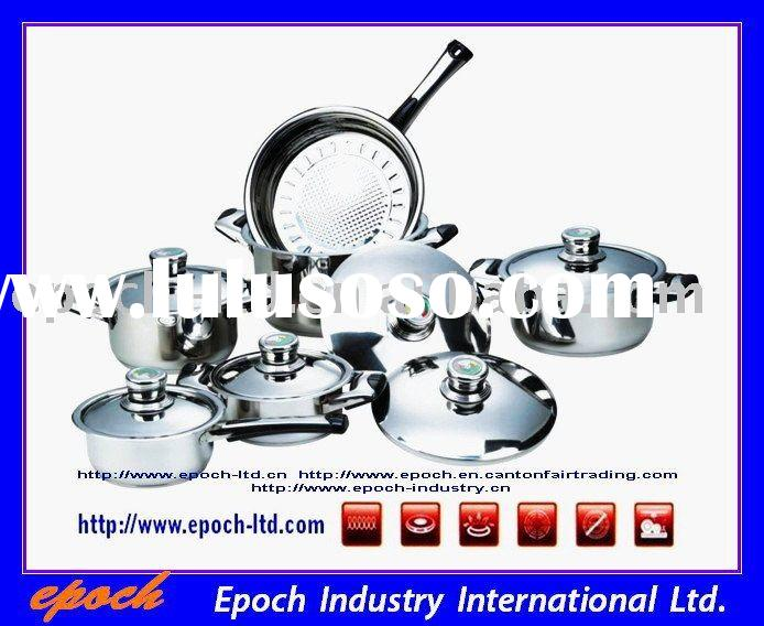 Stainless steel cookware  TL70102