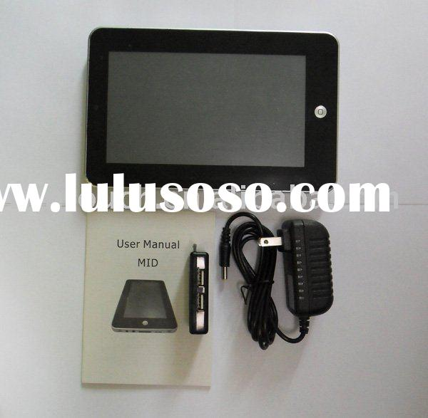"WINPAD 7"" smart design touch tablet pc"