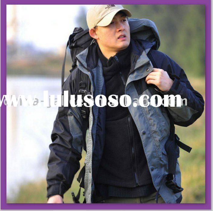 Winter Outdoor Trekking Wear for Men--RNM0004