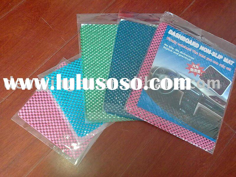 anti-slip car mobile mat/pad