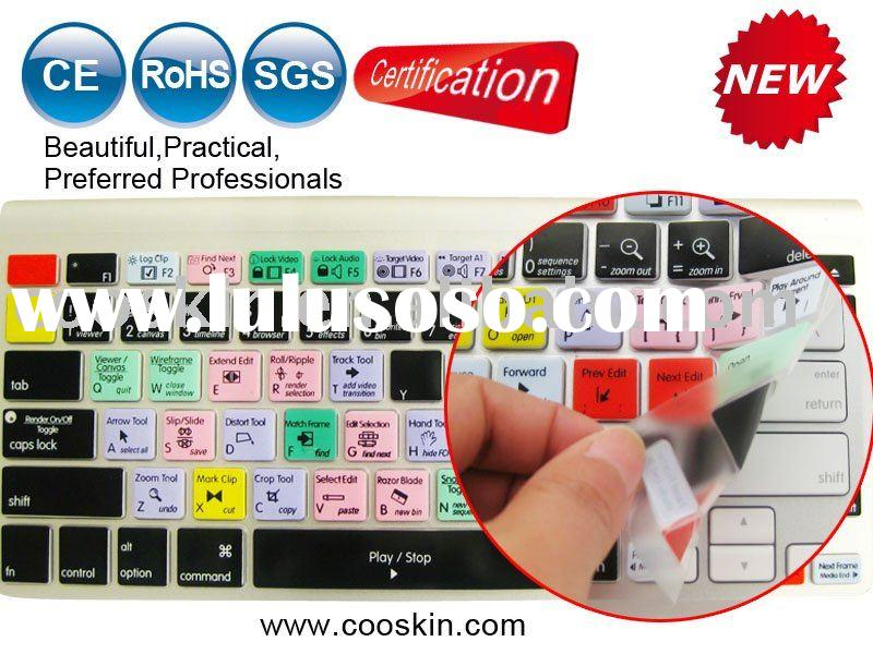 color laptop keyboard protection