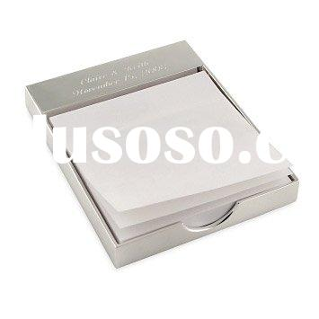 notepad holder,memo pad,note holder,memo cube,memo pad holder,notepad set,notepad tray,acrylic notep