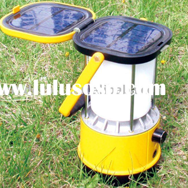 solar lantern for camping and hiking