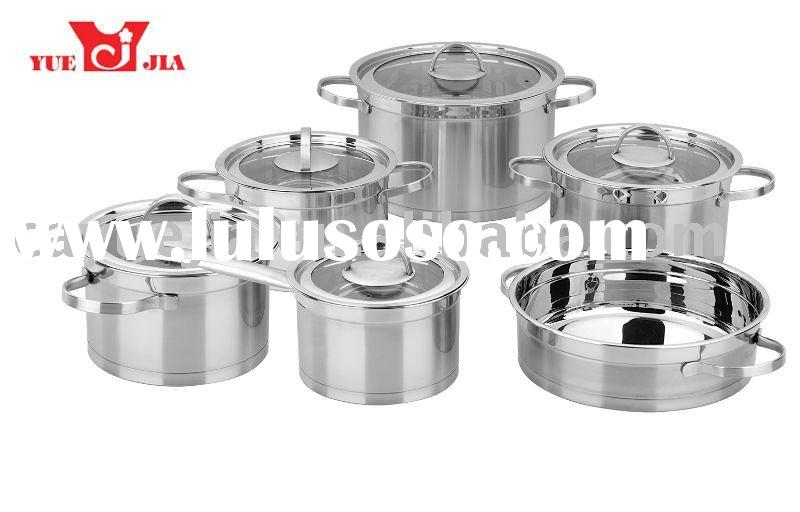 stainless steel 8pcs--11pcs kitchenware set