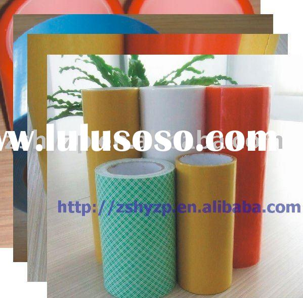 2011 Double sided PET tape with solvent based