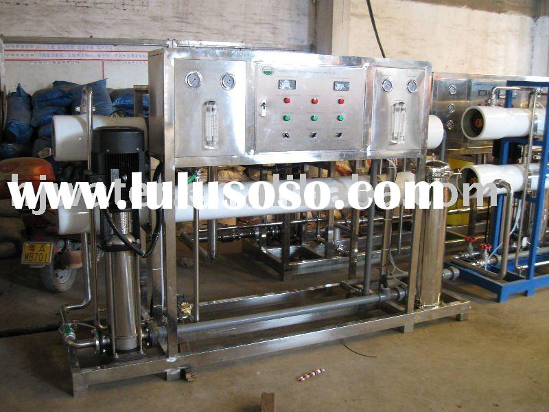 4000L/H Reverse osmosis water filter with Ozone system