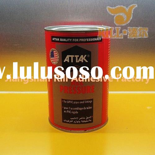 ATTAK UPVC GLUE ADHESIVE 500g,PVC, UPVC