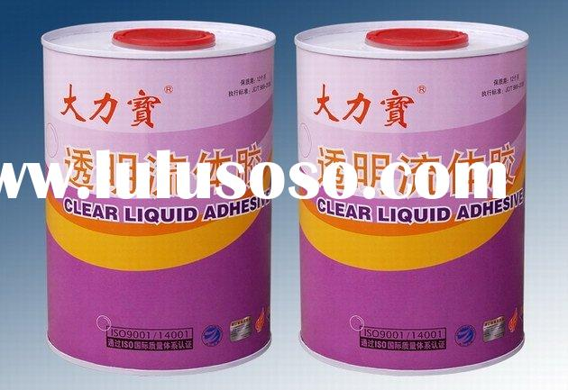 Clear liquid Marble Mastic