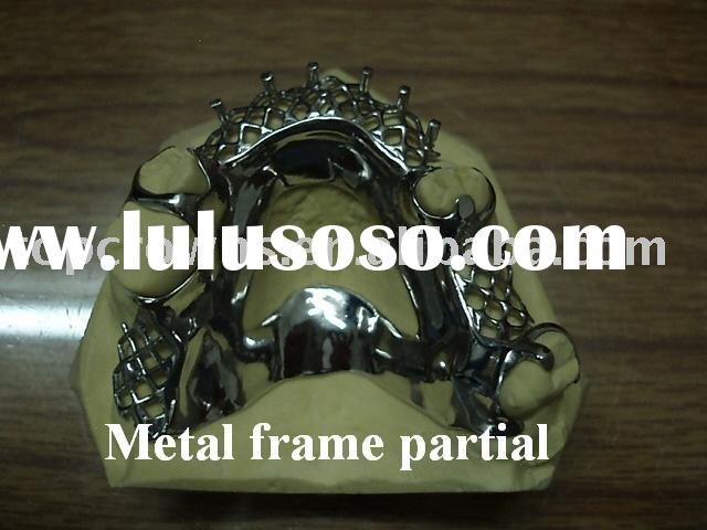 Dental Cobalt chrome partial denture/ccp