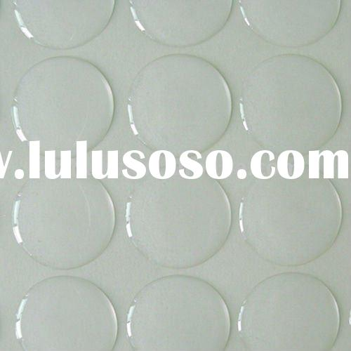 Flexible Ultra clear Two-part Decorative Epoxy Doming Resin APS-EP100S A/B