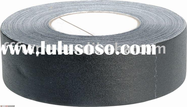 Gaffers Tape/duct tape/adhesive tape/carpet tape/cloth tape/black gaffers tape