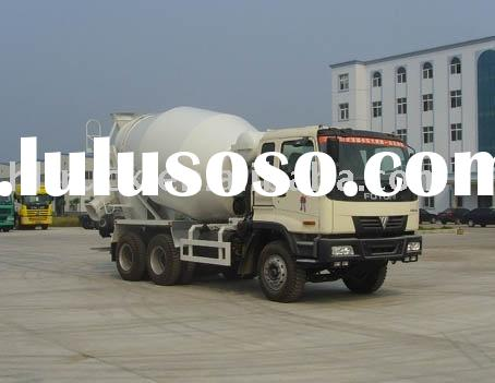 HLQ5253GJB portable concrete mixer