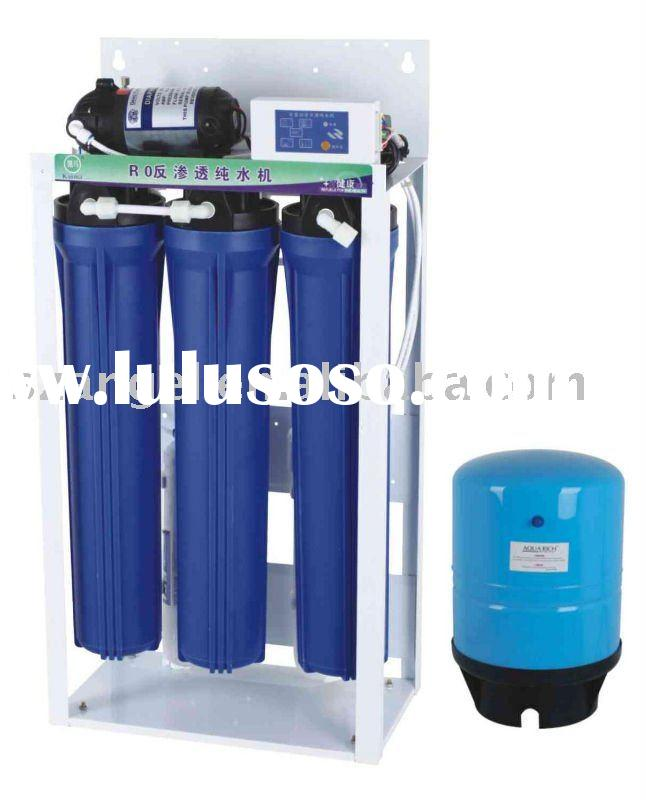 Reverse Osmosis Water Filter System / Water Purification System 200GPD