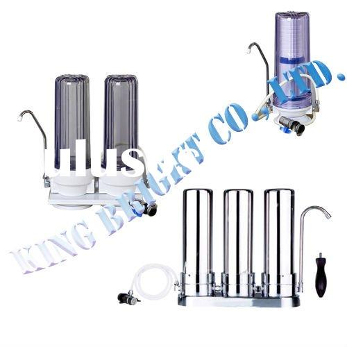 WATER FILTER SYSTEMS COUNTERTOP