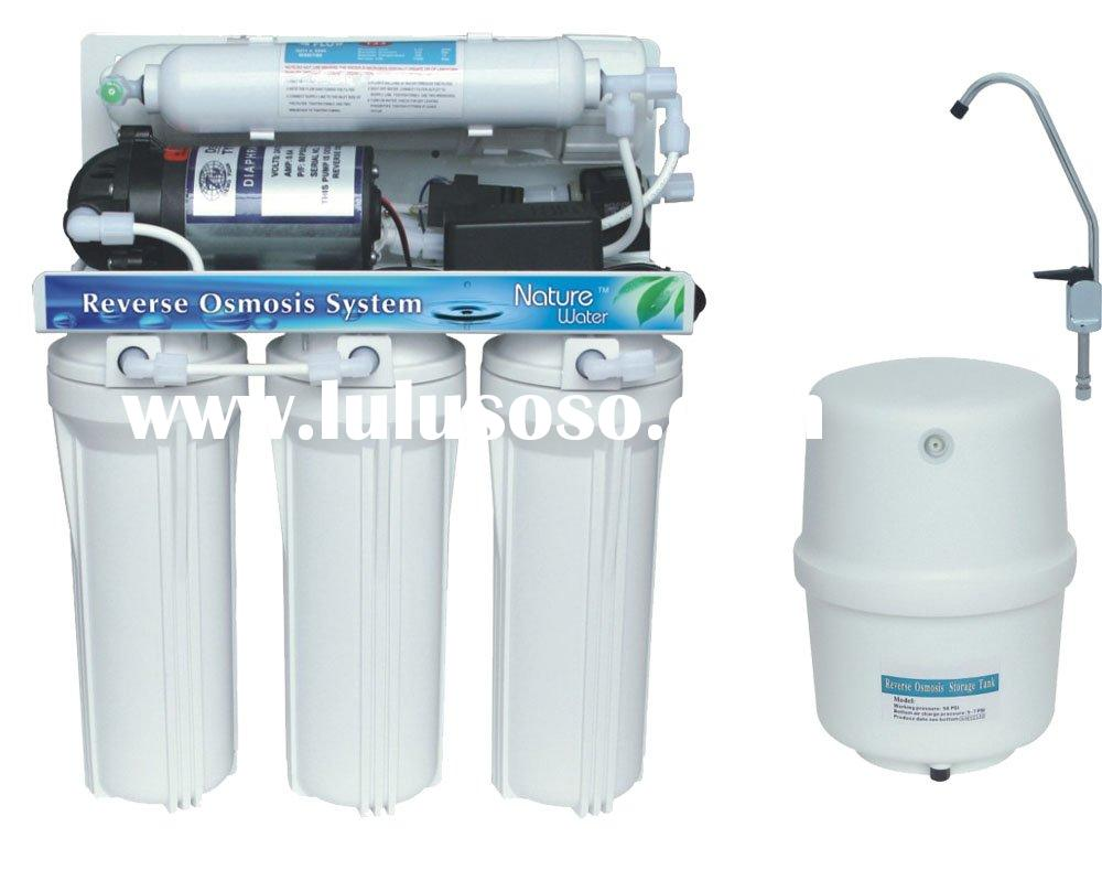 home RO  reverse osmosis water filter system