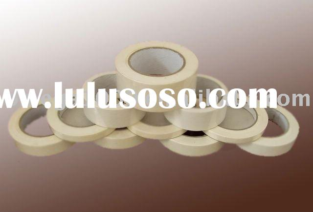 natural rubber solvent automotive masking tape