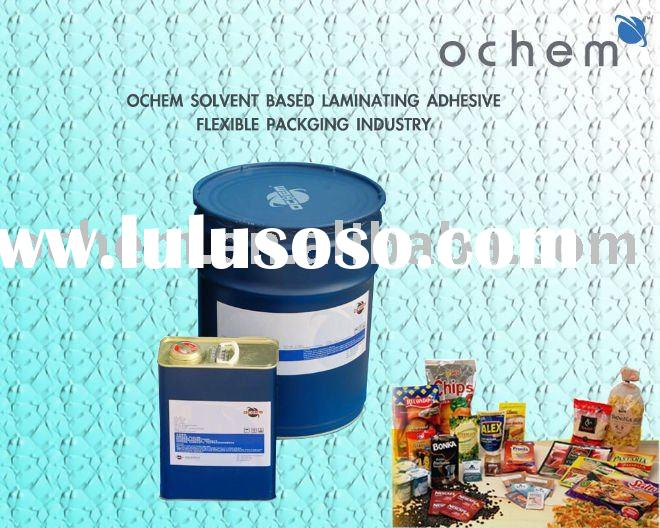 solvent based laminating adhesive glue for film dry laminating-flexible packaging