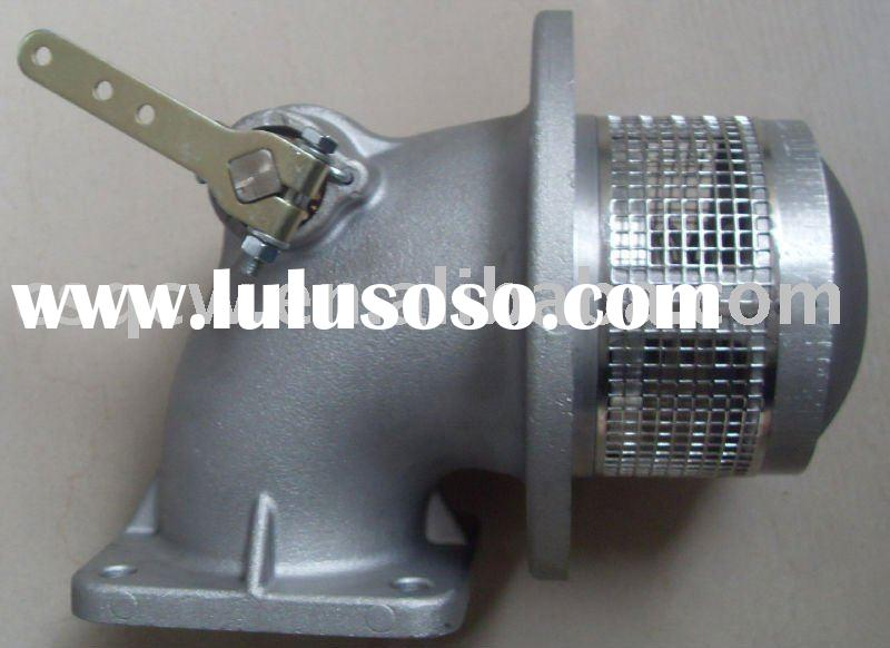 3'' or 4'' bottom valve for fuel tank,oil tank,fuel truck,tanker