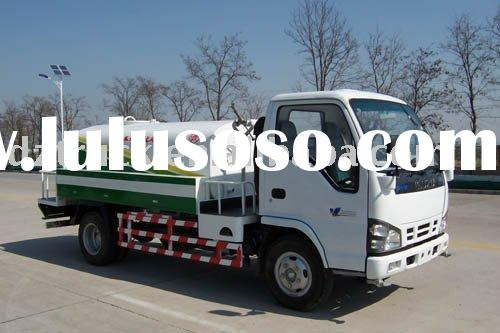 6000L ISUZU Water Truck/Water Tanker Truck On Sale