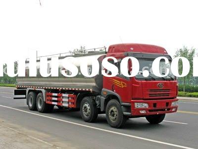 8X4 stainless steel water tank truck