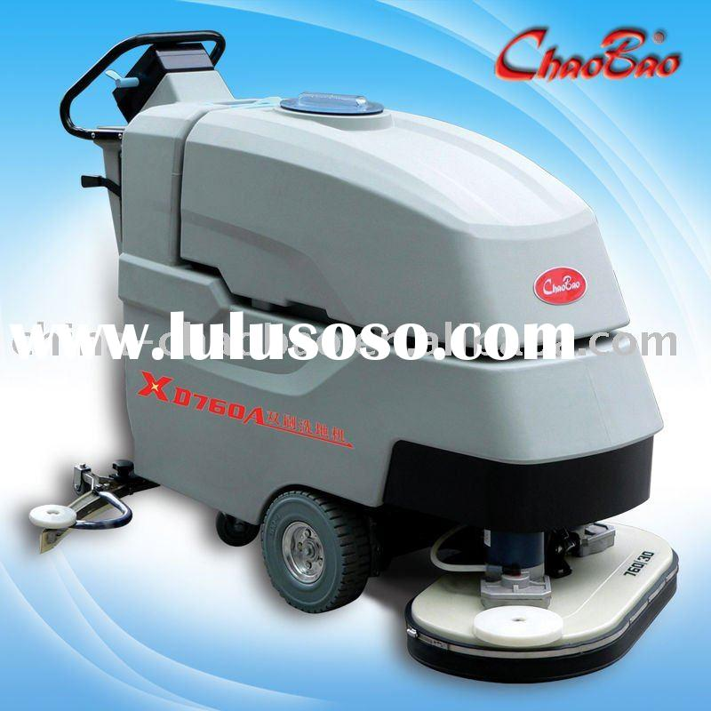 Chaobao Dual-brush ground cleaning machine