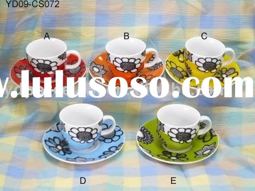 Coffee Cup&Saucer