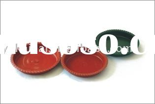 Colourful plastic flower pot saucer-KLD150